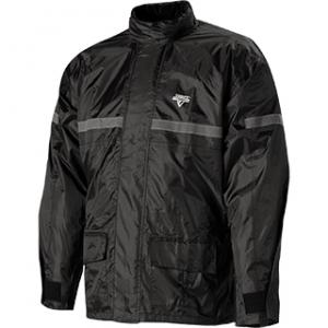 RAIN JACKET SR-6000 BLACK S