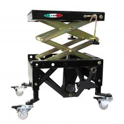 STAND MX SCISSOR LIFT W/WHEEL