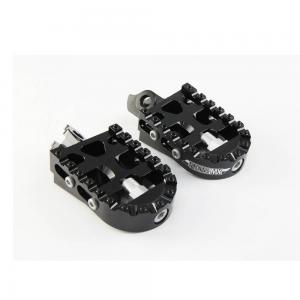 FOOTPEGS ADJUST STATES MX SUZ BLK