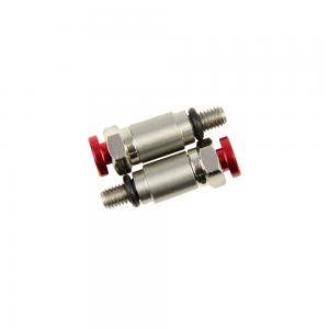 FORK BLEEDER NIPPLES RED 5mm JAP