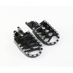 FOOTPEGS LA CORSA KX BLACK