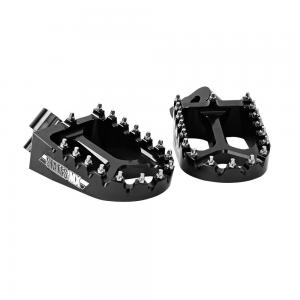 FOOTPEGS STATES MX HONDA BLACK