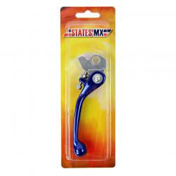 LEVER BRAKE STD FLEX KAW/YAM BLUE