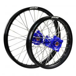 WHEEL SET HUSQ TC85 sw BLK/BLU