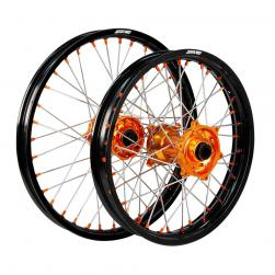 WHEEL SET KTM BLK/ORG/ORG