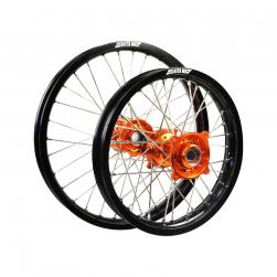 WHEEL SET KTM 85sw BLK/ORG/SIL
