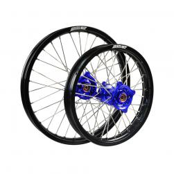 WHEEL SET YAM 85sw BLK/BLU/SIL