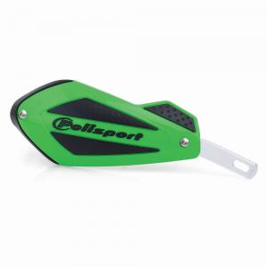 HANDGUARD END POLISPORT SHIELD GREEN