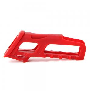 CHAIN GUIDE HON CRF '07-10 RED