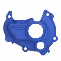 IGNITION COVER YZ250F 14-17 BLUE