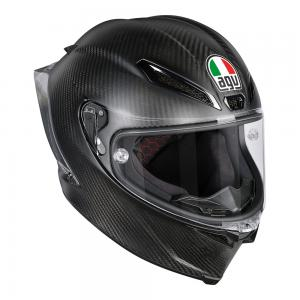AGV PISTA GP R - MATT CARBON
