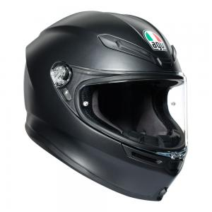 AGV K6 -  MATT BLACK