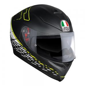 AGV K-5 S - THORN 46 MATT BLACK