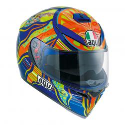 AGV K-3 SV - FIVE CONTINENTS (58cm) ML