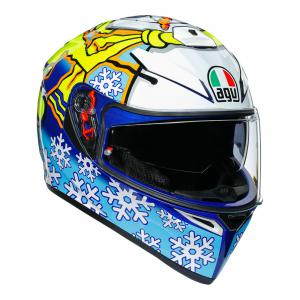 AGV K-3 SV - ROSSI WINTER TEST 2016
