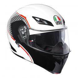 AGV COMPACT ST - VERM WHT/BK/RED (57-58cm) MD
