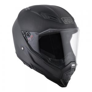 AGV AX-8 NAKED CARB - MATT CARBON