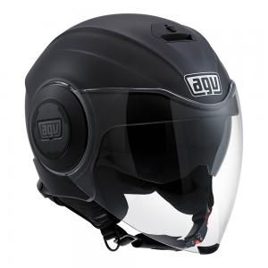 AGV FLUID - MATT BLK