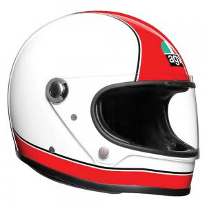AGV X3000 - SUPER AGV RED/WHT