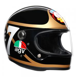 AGV X3000 - BARRY SHEENE