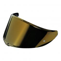 AGV VISOR K6 IRRIDIUM GOLD