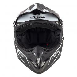 NITRO MX620 PODIUM SATIN BLK/WHT (58cm) MD