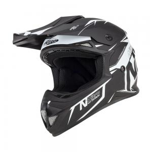 NITRO MX620 PODIUM SATIN BLK/WHT