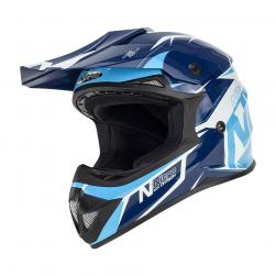 NITRO MX620 PODIUM BLU/LIGHT BLU (54cm) XS