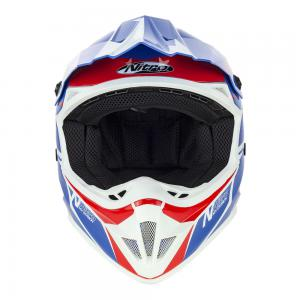 NITRO MX620 PODIUM BLU/RED/WHT