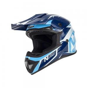 NITRO MX620 PODIUM JNR BLU/LIGHT BLUE