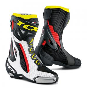 TCX BOOTS RT-RACE PRO AIR WH/RE/YE