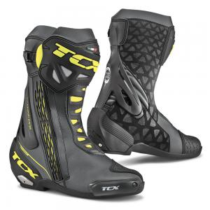TCX BOOTS RT-RACE BLK/YEL