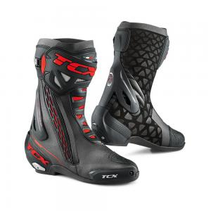TCX BOOTS RT-RACE BLK/RED