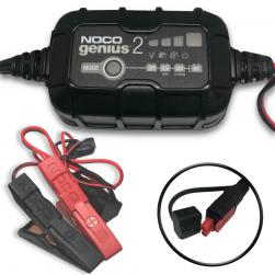 BATTERY CHARGER NOCO GENIUS 2 (2amp) Lithium/Agm/Gel