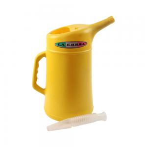 OIL PITCHER WITH NOZZLE 4ltr