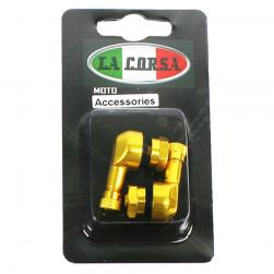 VALVE STEM ANGLED ALLOY GLD 11.3MM