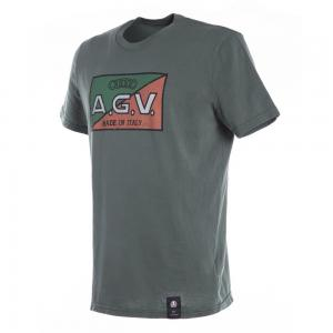 AGV T-SHIRT 1947 ARMY MEDIUM