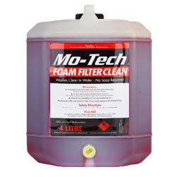 MO-TECH FOAM FILTER CLEAN 20L