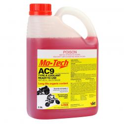 COOLANT RED AC9R PREMIXED 2.5L