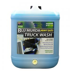 TRUCK WASH PRODUCTS