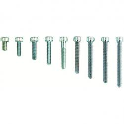 SCREWS ALLEN 5 x 10mm (PK-25)