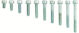 SCREWS ALLEN 6mm (BAG 25)