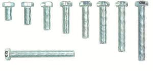 BOLTS HEX HEAD 8mm BOLTS