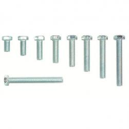 BOLTS HEX HEAD 8 x 40mm  (BAG 25)