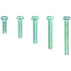 SCREWS PAN HEAD 4 x 12mm (BAG 25)