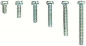SCREWS PAN HEAD 5mm (BAG 25)