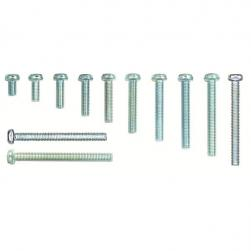 SCREWS PAN HEAD 6 x 10mm  (BAG 25)
