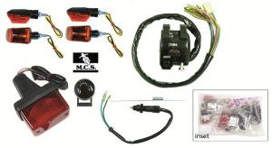 REGO KIT ATV 3 PIN RELAY TYPE