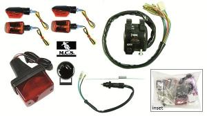 REGO KIT ATV 2 PIN RELAY TYPE