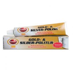 AUTOSOL GOLD&SILVER POLISH 75ml(24)